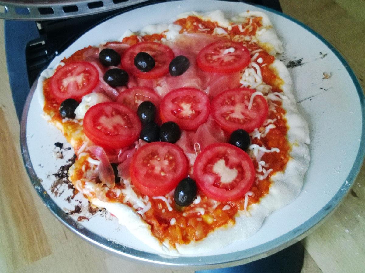 Pizza- ergonomischer klappbarer Griff Brotschieber Schaufel aus Edelstahl