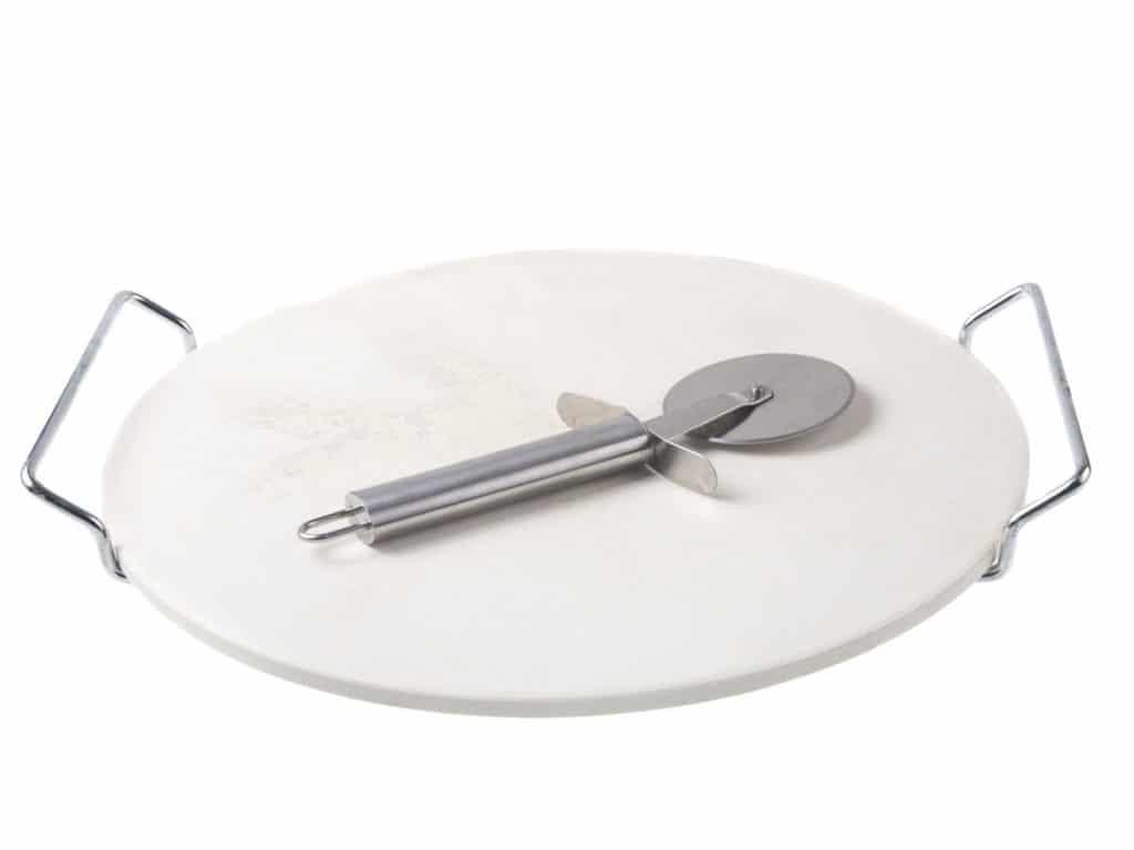 Pizzastein für Ofen und Grill