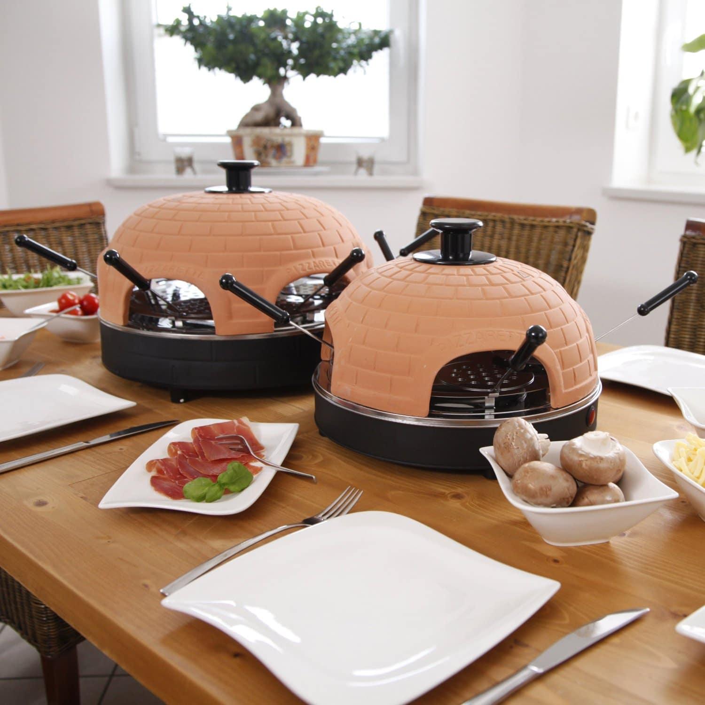 ultratec pizzarette pizzaofen f r 6 personen im test. Black Bedroom Furniture Sets. Home Design Ideas
