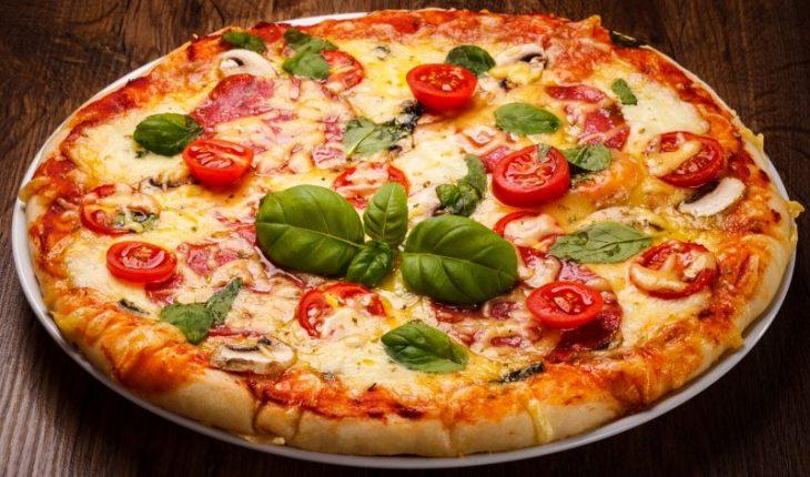 Nährwerte Pizza
