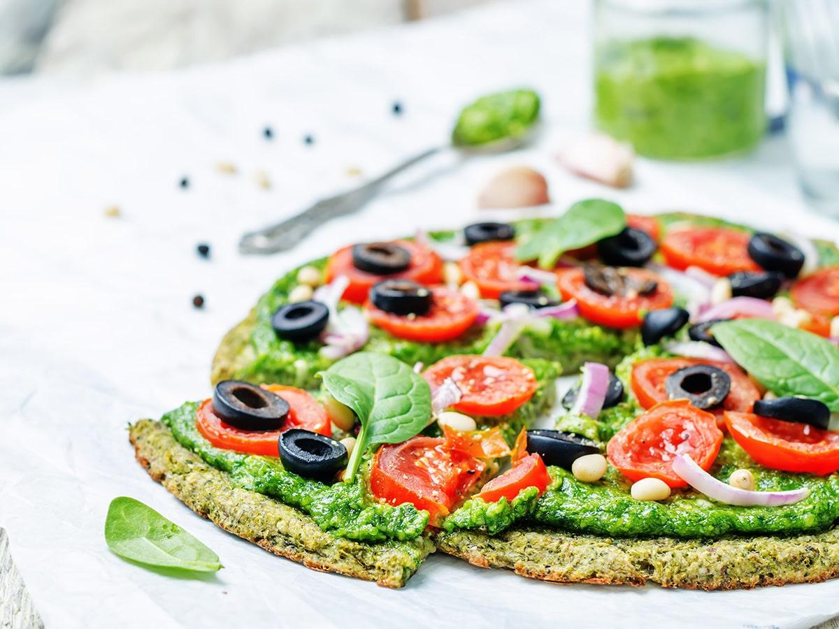 juli 20187 leckere vegane pizza rezepte zum selber backen ratgeber. Black Bedroom Furniture Sets. Home Design Ideas