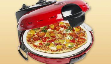 Bestron Pizzaofen Alfredo