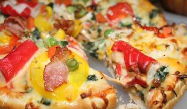 Amerikanischer Pizzateig