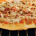 Pizza im Pizza Backofen